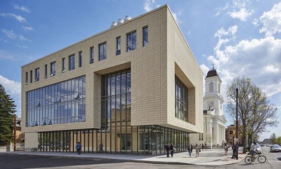 Lunder Arts Center Bruner Cott