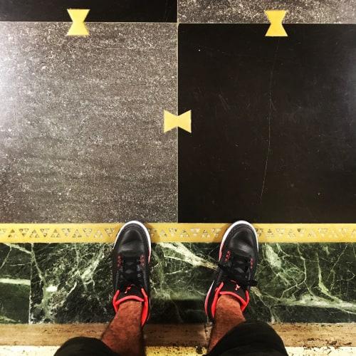 Buffalo City Hall Floor