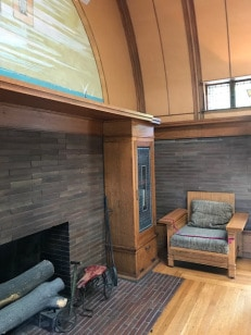 Frank Lloyd Wright Home and Studio, 1889 Oak Park (8)