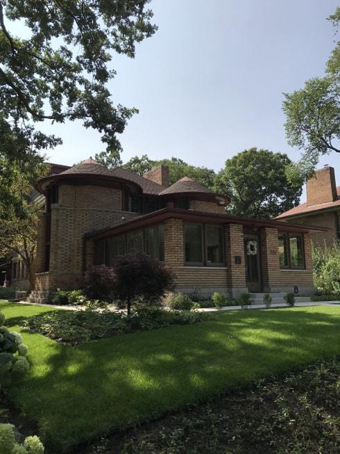 George W. Furbeck House, 1897