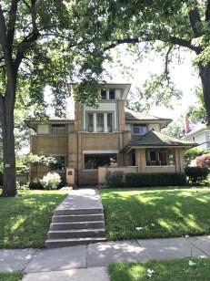 Rollin Furbeck House, 1897, Oak Park (1)