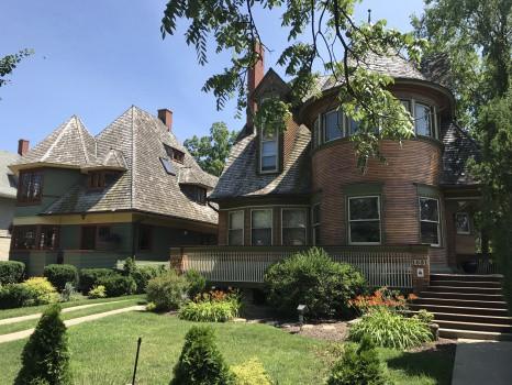 Walter H. Gale House, 1892 Oak Park (2)