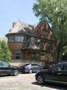 Walter H. Gale House, 1892 Oak Park (3)
